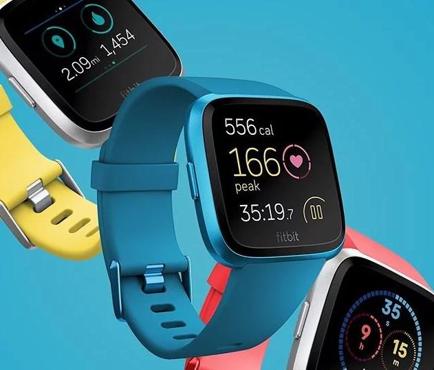 Smartwatch Fitbit Versa 2 Irit Baterai Sampai 5 Hari
